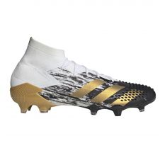 adidas Predator Mutator 20.1 FG - White/Gold Metallic