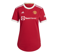 Women's Manchester United Home Jersey 21/22