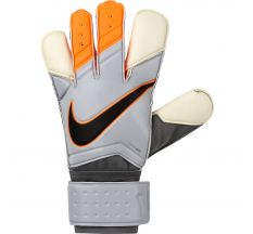 Nike Grip 3 Goalkeeper Gloves - White/Orange