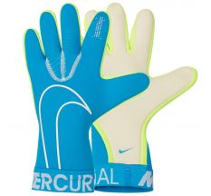 Nike Mercurial Touch Victory Goalkeeper Glove - Blue Hero/White