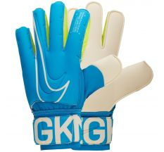 Nike Spyne Pro Goalkeeper Glove - Blue Hero/White