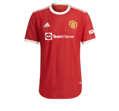 Manchester United Authentic Home Jersey 21/22