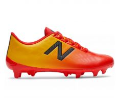 New Balance Jr Furon 4.0 Dispatch FG - Flame/Aztec Gold