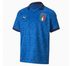Youth Italy Home Jersey 2021