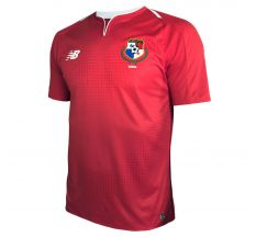 New Balance Panama Home Jersey 2018 - Pan Red