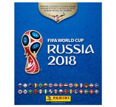 Panini World Cup 2018 Album