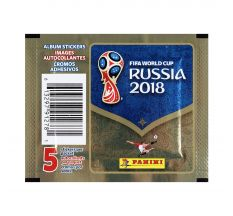 Panini World Cup 2018 Sticker Pack (5 Stickers/pack)