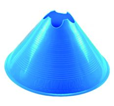 Kwik Goal Large Disc Cone - Blue