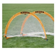 Pugg 6 ft. Classic Goals w/ Bag (Pair)