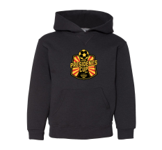 Arizona Presidents Cup Hoody (Official Ball Logo) - Black