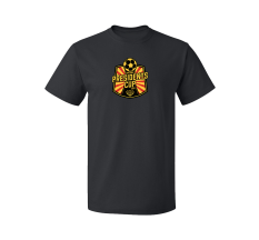 Arizona Presidents Cup Tee (Official Ball Logo) - Black