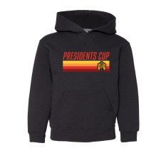 Arizona Presidents Cup Hoody (Sunset Logo) - Black