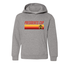 Arizona Presidents Cup Hoody (Sunset Logo) - Grey