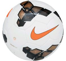 Nike Premier Team NFHS Soccer Ball - White/Gold