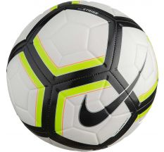 Nike Team Strike Ball - White/Volt/Black
