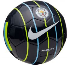 Nike Manchester City Supporters Ball - Dark Obsidian/Volt/Field Blue