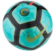 Nike CR7 NK Strike Ball - Clear Emerald/Black/Gold