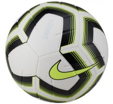 Nike Strike Team Ball - White/Black/Volt