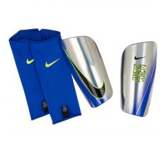 Nike Neymar Mercurial Lite Guard - Chrome/Volt/Racer Blue