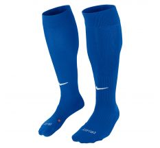 Nike Classic II Cushion OTC Sock - Game Royal/White