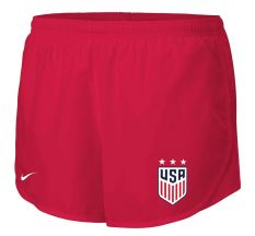 Nike Women's USWNT Mod Tempo Shorts - University Red
