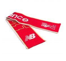 New Balance Liverpool KOP Scarf - Red