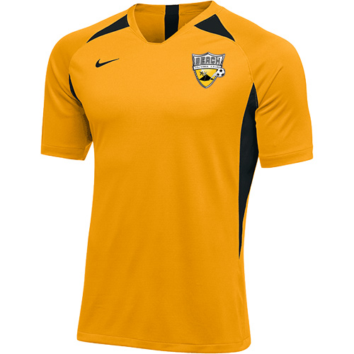 Nike Youth Dry Legend Jersey - Gold/black