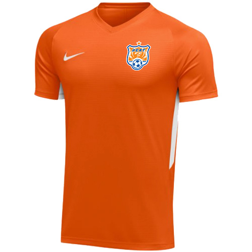 Nike Youth Tiempo Premier Jersey - Safety Orange/White