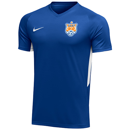 Nike Youth Tiempo Premier Jersey - Game Royal/White