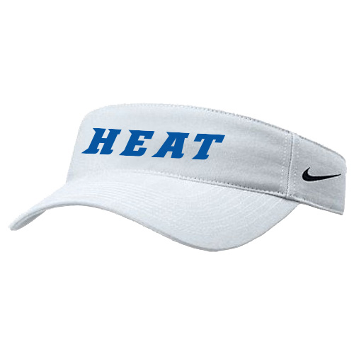 Nike Team Visor - White