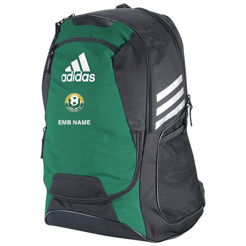 adidas Stadium II Team Backpack - Collegiate Green