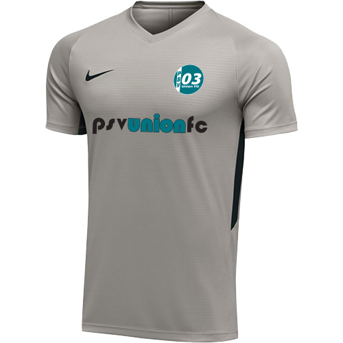 Nike Youth Tiempo Premier Jersey - Pewter/black
