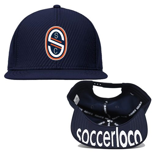 Player's Snap Back Cap - Navy