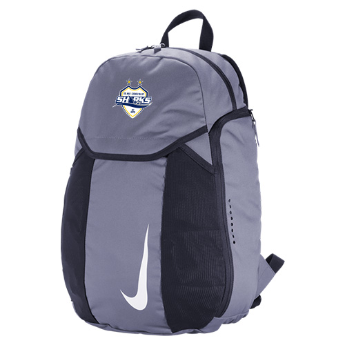 Nike Academy Team Backpack - Cool Grey