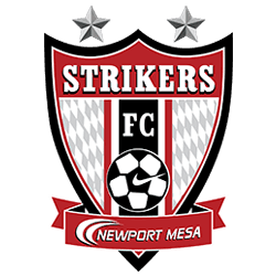 Strikers Newport Mesa (2016 Kit)