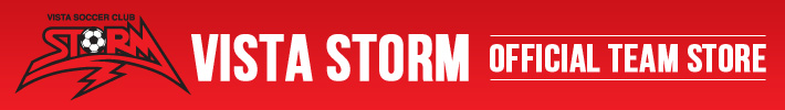 Vista Storm Official Team Store