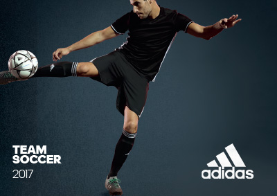 adidas team soccer catalog 2016