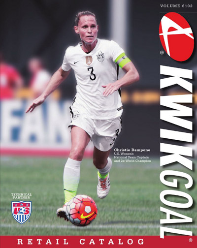 Kwik Goal 2016 Retail Catalog