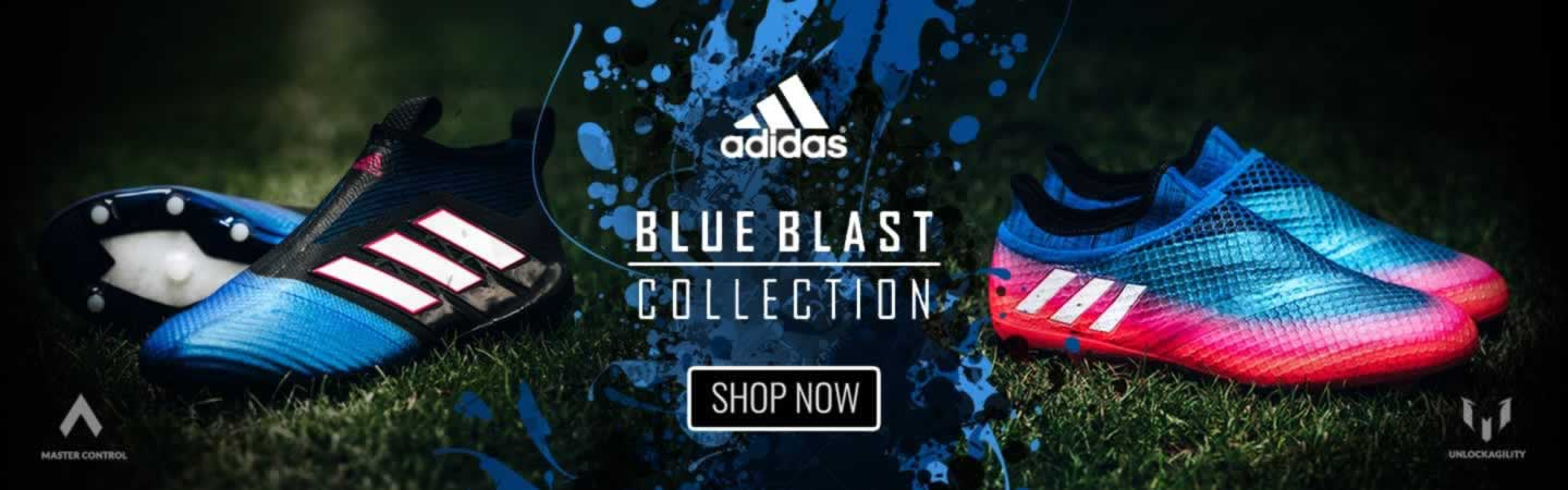 adidas Blue Blast Soccer Shoes