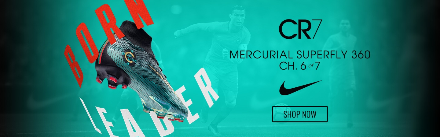 Nike Mercurial CR7 | Born Leader