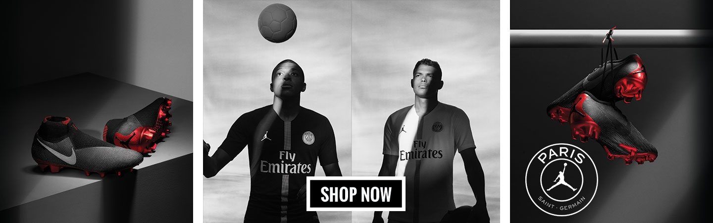 Nike Paris Saint-Germain Jordan Collection