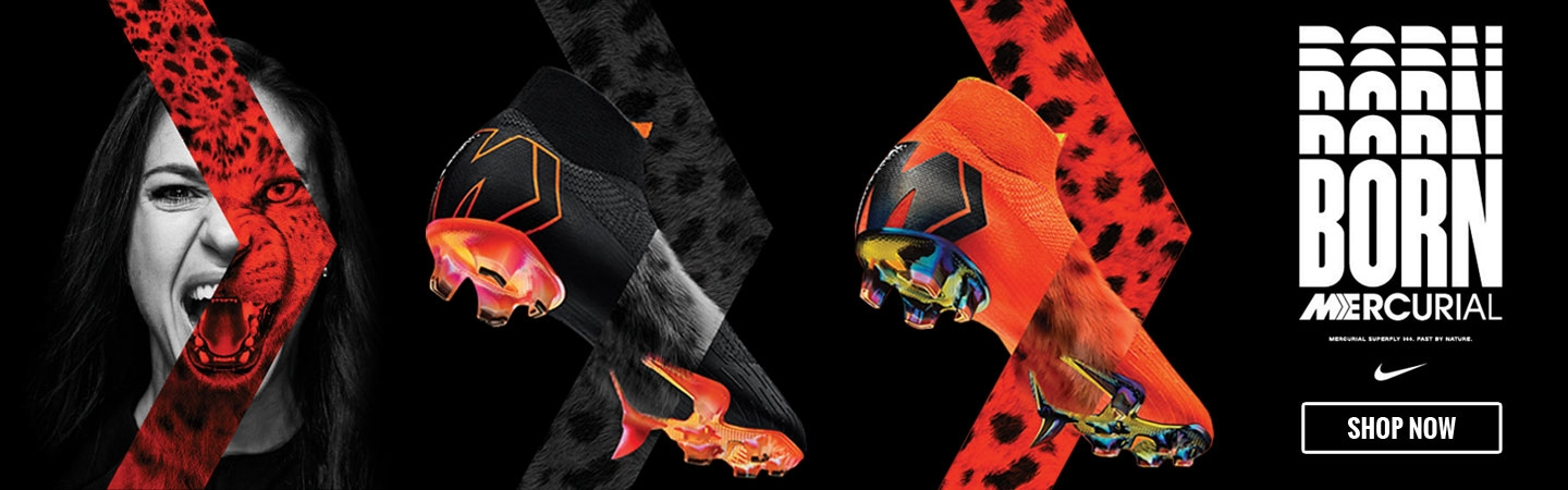 Nike Mercurial | Born Mercurial