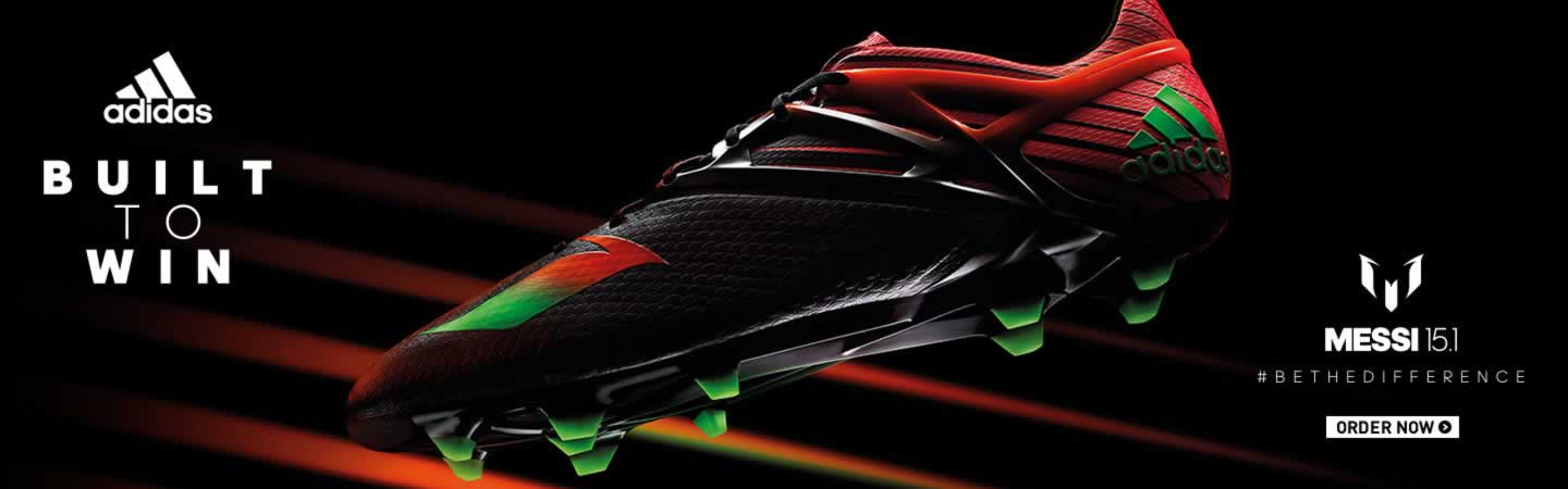 adidas Messi 15.1 Cleats