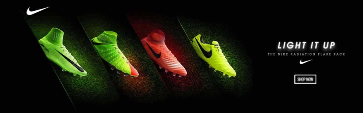 Nike Radiation Flare Soccer Shoes