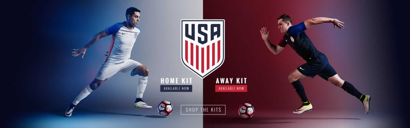 USA Jerseys & Fan Gear