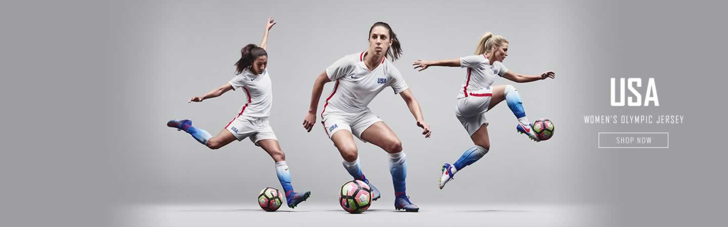 Nike USA Women's Jerseys