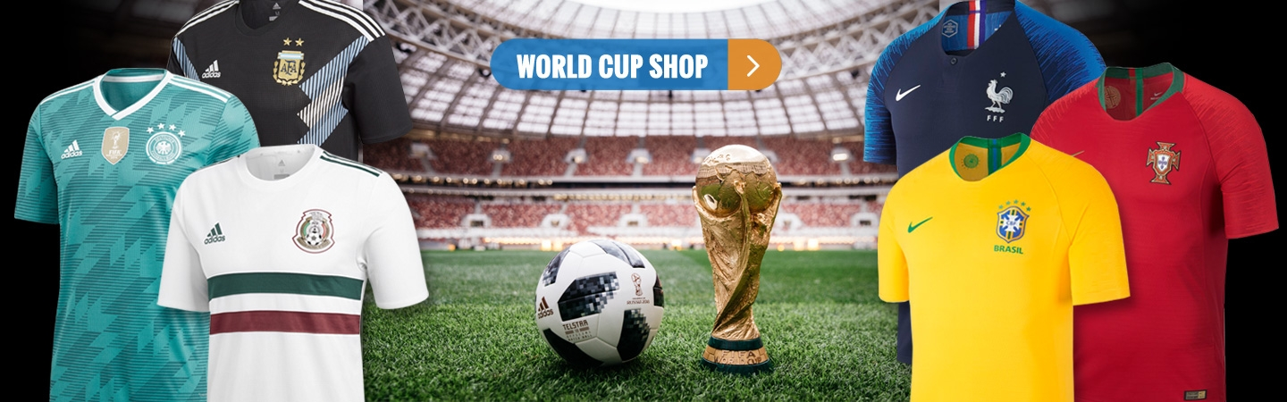 soccerloco World Cup Shop