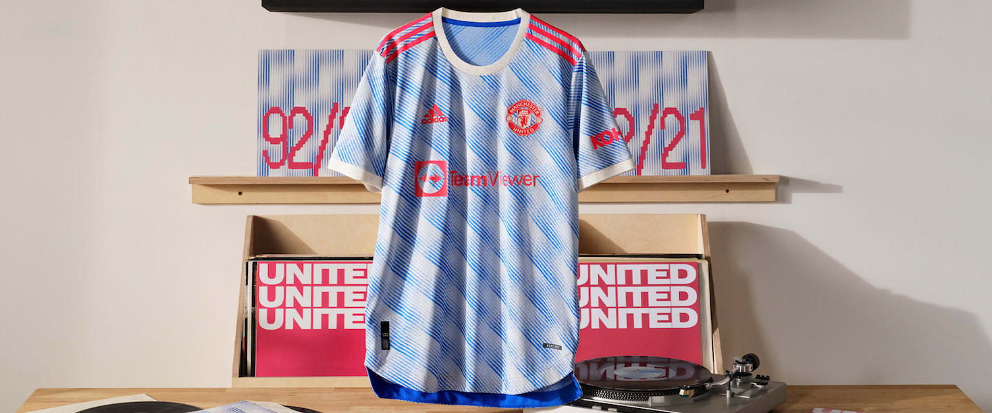 MANCHESTER UNITED 21/22 AWAY JERSEY