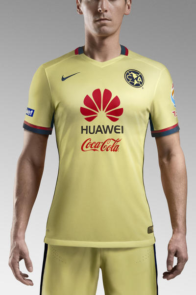 Club America Home Kit 15/16