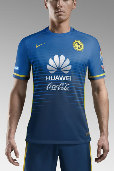 Club America Away Kit 15/16